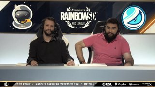 Spacestation Gaming vs. Luminosity Gaming – Rainbow Six Pro League – Season X – NA