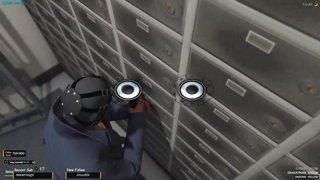 Rico's Bank Heist Getaway!