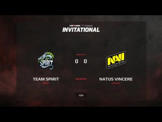 видео: Spirit vs Na'Vi, 1