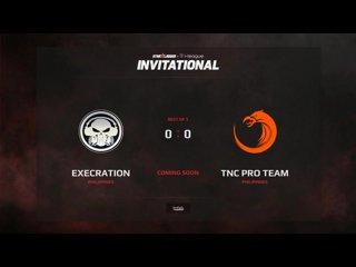видео: Execration vs TNC, 1
