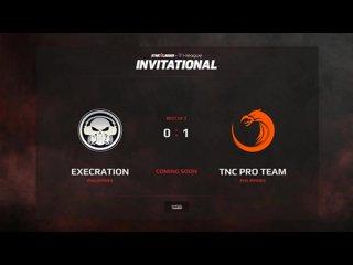 видео: Execration vs TNC, 2