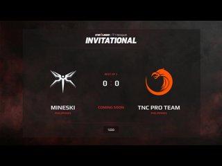 видео: Mineski vs TNC. 1