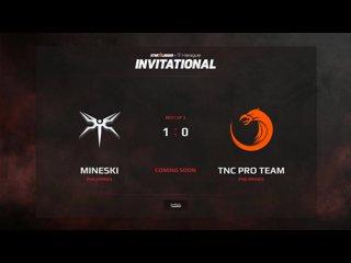 видео: Mineski vs TNC. 2