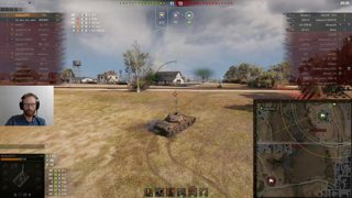 WoT Moments #36: T-44 vs ELC + Scorpion + Udes