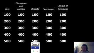 League of Legends: The Quiz! Part 1