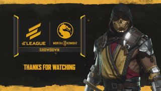 The ELEAGUE Mortal Kombat 11 Showdown - returns Wednesday,  July 10, 5pm ET