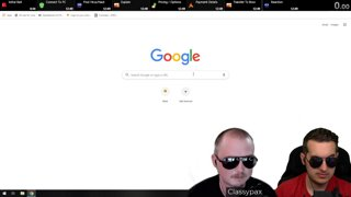 Edna and husband Dale (guest ClassyPax) make scammer angry over fake 20K.