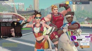 Яркий момент: Gamelife. RU OW community lead. Goosen GM. Playing smurf.