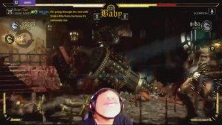 Twitch Rivals: Mortal Kombat 11 Challenge