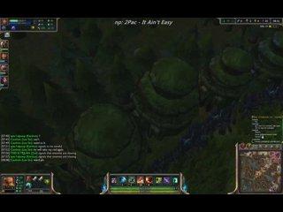 видео: Lee sin the Mad God