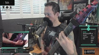 Matt Heafy [Trivium] | Music at 905am | #23 in TWITCH RIVALS SUMMER SKIRMISH w/ @azhTV (follow him!!!)