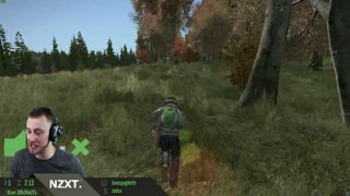 Hacking DayZ live on stream.