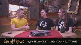 Sea of Thieves Anniversary Preview Stream: Tall Tales - Shores of Gold