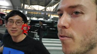 STRANDED IN JAPANESE AIRPORT SURVIVAL STREAM - !YouTube !Jake !Discord - @jakenbakeLIVE on !Socials