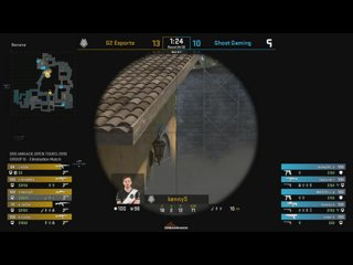 VOD: G2 Vs Ghost - DH Open Tours - g3