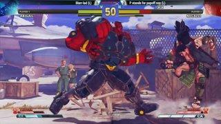 Стрим Street Fighter V leveluplive Orange County WNF Offseason 4.12: Pyrelight