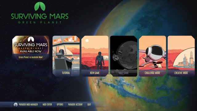 Taking a new look at Surviving Mars with updates and DLC's. Space Race and Green Planet.