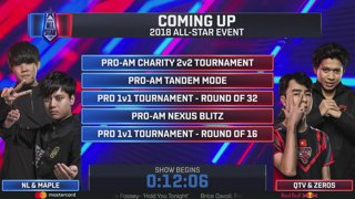 (REBROADCAST) All-Star Event: Day 2