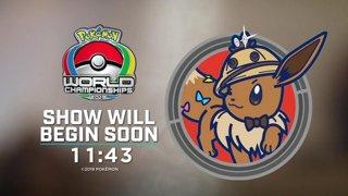2019 Pokémon World Championships - Main Stage Day 1