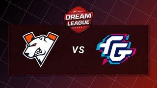 Virtus Pro vs Forward Gaming - Game 1 - CORSAIR DreamLeague S11 - The Stockholm Major - Part 1