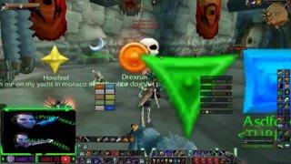 Highlight: premades - warrior POV - unlucky last flag