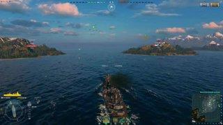 Second stream - Battle 3 (deleting a Konigsberg)