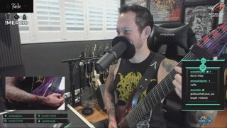 Matt Heafy [Trivium] | warms and music