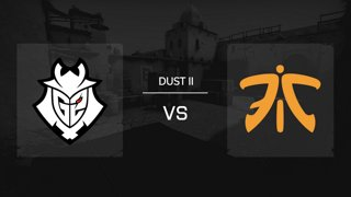 Dust II / Map 2 | G2 Esports vs. FNATIC - IEM Katowice 2019 New Challengers Stage - Runde 4