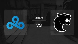 Mirage / Map 1 | Cloud9 vs. FURIA eSports - IEM Katowice 2019 New Challengers Stage - Runde 4