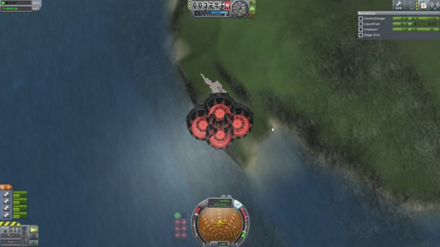 Island VTOL Race