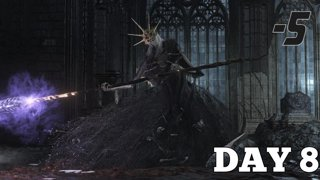 Highlight: Day 8 of Dark Souls 3 Playthrough