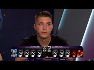 видео: Hippomaniacs vs The Final Tribe game 3