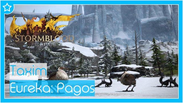 The Forbidden Land, Eureka: Pagos | Taxim