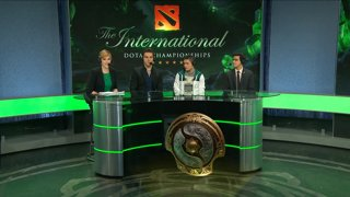 [EN] The International 2018 Main Event Cosplay