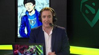 VGJ. Thunder vs The Final Tribe Game 2 | China Dota2 Supermajor Playoffs Day 2