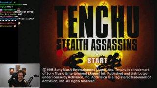 Lobos Plays Tenchu: Stealth Assassins