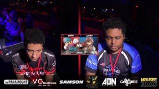 Smash at the Paramount SSBU - Demise | Mr E (Lucina) Vs. Sinai | Don (Mario) Smash Ultimate Tournament Pools