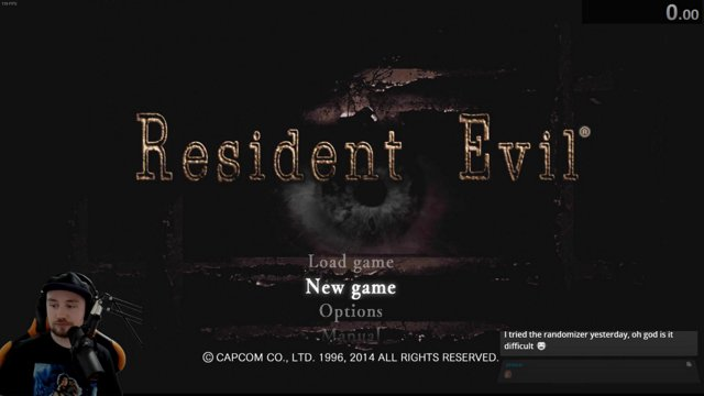 Door Randomizer - Hardest Enemies - Resident Evil HD Remaster