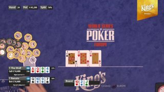 €100k Pot Between The Wolf and Renato