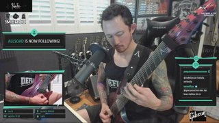 Matt Heafy [Trivium] | classical guitar, 8 strings, karaoke, and more