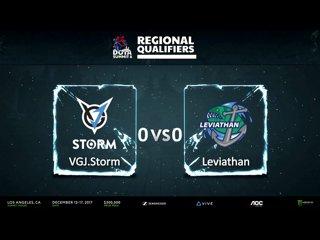 видео: VGJ.S vs Leviathan, 1