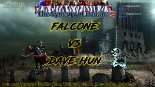 Яркий момент: The Synergy of Daddies 2 qualification 3rd round / Falcone vs Dave_hun / JC