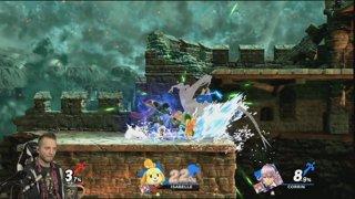 Late Night Super Smash Bros. Ultimate