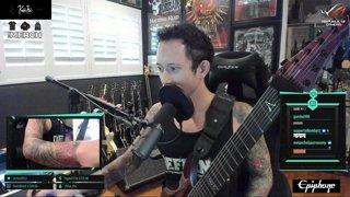 Matt Heafy (Trivium) - Blink182 - Dammit I PopPunk Cover