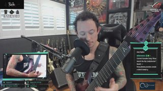 Matt Heafy [Trivium] | I AM HOME! | Summerbreeze Rehearsals | !merch