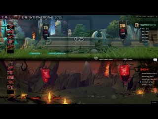 видео: 1  EHOME vs Royal Never Give Up   TI9: CN Closed Qualifier   bo3 by Adekvat & Eiritel