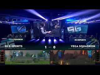 видео: Vega Squadron vs SG esports, game 2