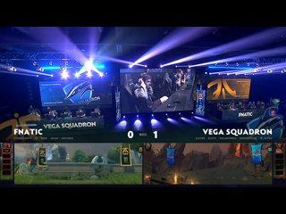 видео: Fnatic vs Vega Squadron, game 2