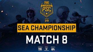 [PSC] [TH] JIB PUBG SEA Championship Phase 3  Game 8