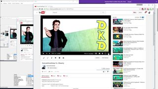 Watching my first ever youtube video on stream